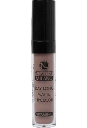 Newline Milano Daylong Matte Lip Color Ruj