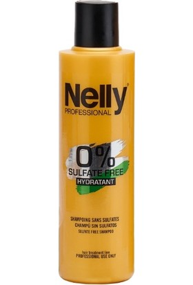 Nelly 24K Free Sulfate Şampuan 300 ml