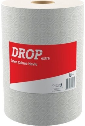 Drop Alttan Çekme Rulo Kağıt Havlu 3.5 kg Koli : 6 Adet Rulo