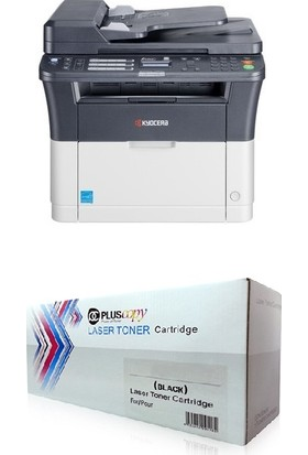 Kyocera FS-1120MFP Mono Lazer Yazıcı + 2500 Sayfalık Tam Dolu Pluscopy Toner