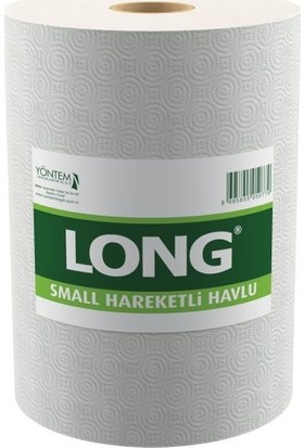 Long Hareketli Rulo Kağıt Havlu Koli : 6 Adet Rulo