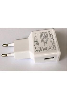 Mahtex Plus 2.1A Şarj Aleti + Micro USB Kablo