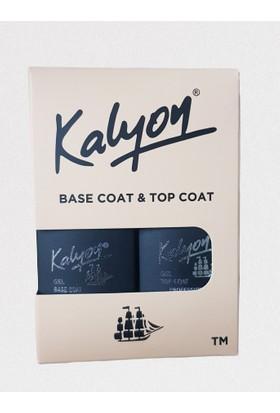 Kalyon Kalıcı Oje 1.kat / Base Coat - Son Kat / Top Coat 2X11ml
