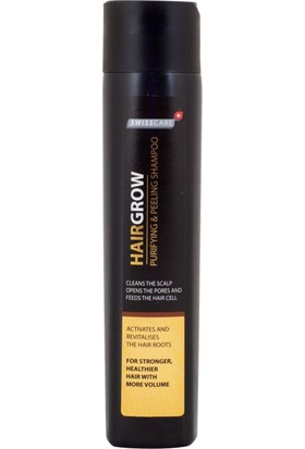 Swisscare Hair grow Purifying & Peeling Şampuan 250 ml