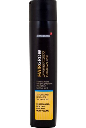 Swisscare Hair grow Activating Shampoo 250 ml | Normal Hair