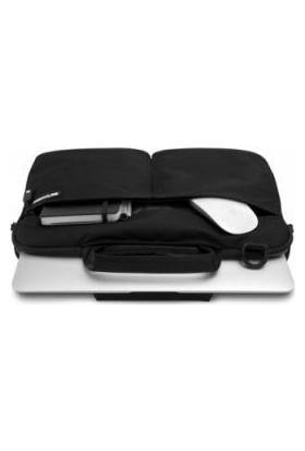 """Incase Nylon Omuz Askılı 11"""" Notebook Çantası - Siyah"""