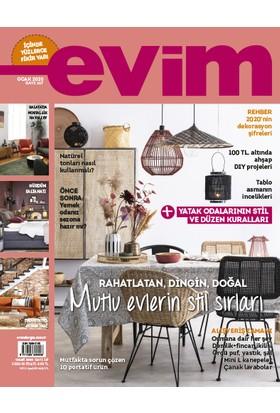 Evim Dergisi Dijital Dergi Aboneliği 6 Aylık