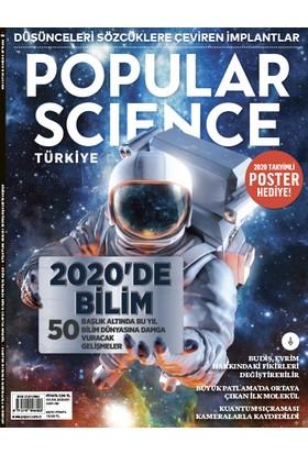 Popular Sc. Dergisi Dijital Dergi Aboneliği 6 Aylık
