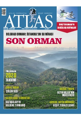 Atlas Dergisi Dijital Dergi Aboneliği 12 Aylık