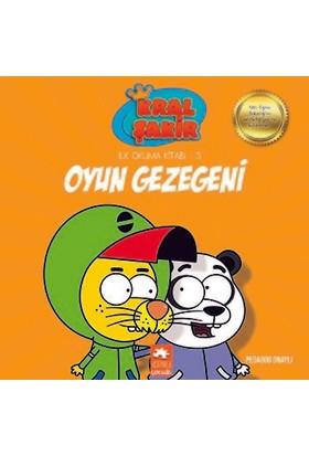 Kral Şakir İlk Okuma Kitabı 3: Oyun Gezegeni (Pedagog Onaylı) - Varol Yaşaroğlu