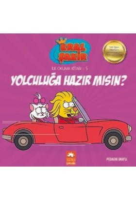 Kral Şakir İlk Okuma Kitabı 5: Yolculuğa Hazır mısın? (Pedagog Onaylı) - Varol Yaşaroğlu