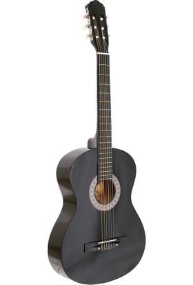 Madrıd MCG-120 Bk-Sıyah 39 Klasik Gitar Tam Boy