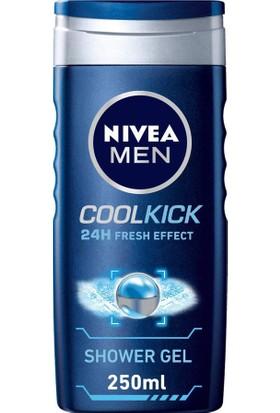 Nivea Cool Kick Duş Jeli 250 ml