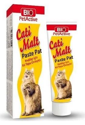 Bio Pet Active Cati Malt 100Ml Kıl Önleyici Pasta