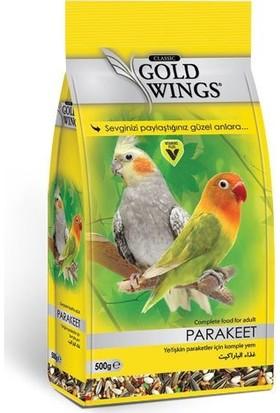 Gold Wings Classic Paraket Yemi 500Gr.