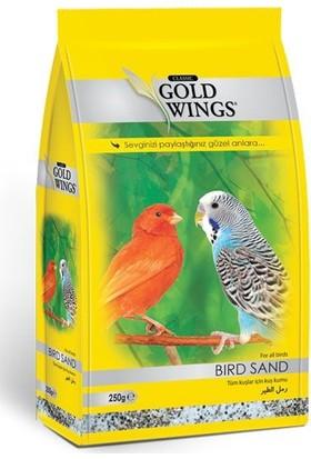 Gold Wings Kuş Kumu 250Gr