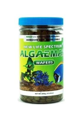 New Life Spectrum Algae Max Wafers 125Gr