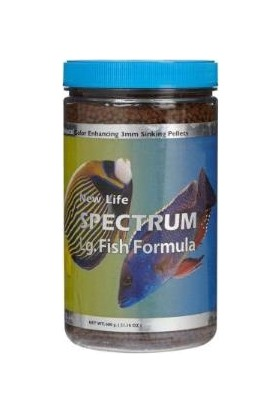 New Life Spectrum Large Fish Formula 500Gr.