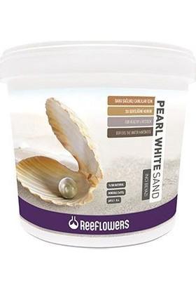 Reeflowers Pearl White Sand Mineralli Akvaryum Kumu 1 Kg ( 0,5-1Mm) Açık