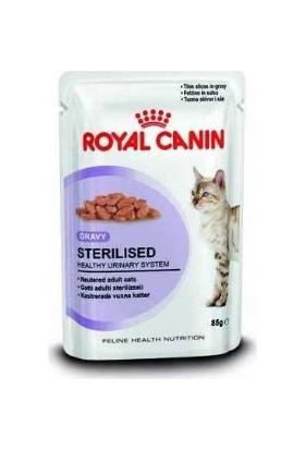 Royal Canin Sterilised Gravy Kısırlaştırılmış Kedi 85Gr