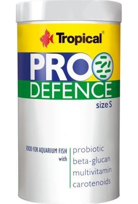 Tropical Pro Defence Size S (Granül) 100Ml