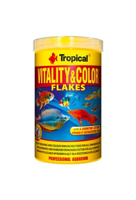 Tropical Vitality & Color Flakes 250Ml / 50Gr.
