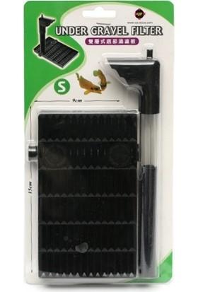 Up-Aqua / D-622S Taban Filtresi Small 15 X 9Cm