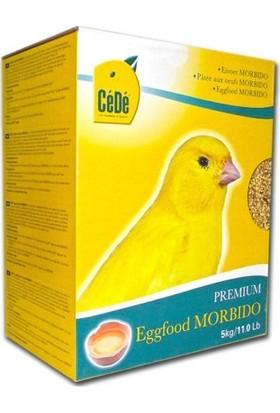 Cede Morbido Egg Pate Nemli Kuş Maması 5Kg.