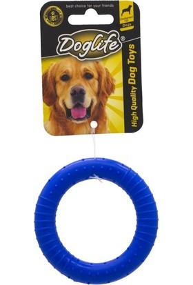 Doglife Köpekler İçin Kauçuk Ring Oyuncak