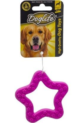 Doglife Köpekler İçin Kauçuk Star Oyuncak