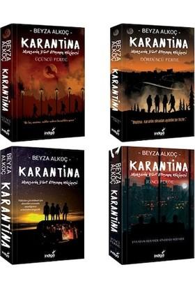 Karantina Serisi 4 Kitap Set - Beyza Alkoç