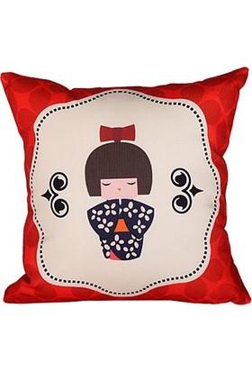 Cushion Design Cimoci Brown Yastık Kılıfı
