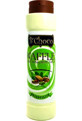 B'choco Antep Fıstık Topping Sos 850 gr