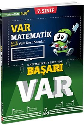 Arı Yayınları 7. Sınıf Var Matematik Soru Bankası