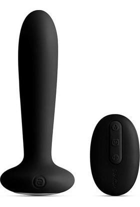 Svakom Primo Isıtmalı Medikal Silikon Siyah Anal Plug