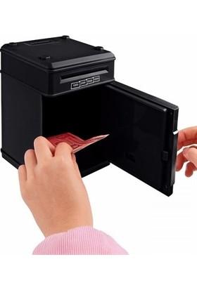 Gıft Şifreli Otomatik Kağıt Para Alan Kasa Kumbara