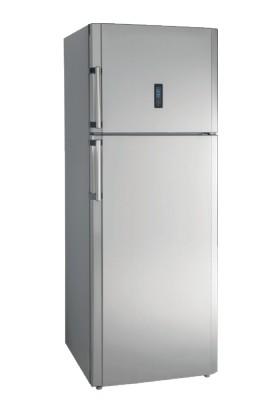 Silverline R12072X01 Inox 504 Lt A+ Çift Kapılı Buzdolabı