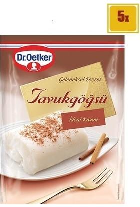 Dr.Oetker Tavukgöğsü 129 gr x 5