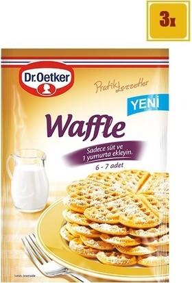 Dr.Oetker Waffle 210 gr x 3