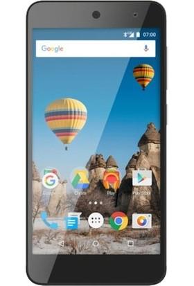 Dafoni General Mobile GM5 Slim Triple Shield Ekran Koruyucu