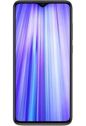 Eiroo Xiaomi Redmi Note 8 Pro Tempered Glass Cam Ekran Koruyucu