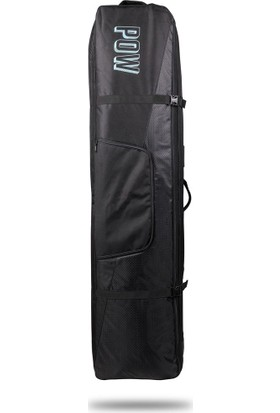Pow Tekerlekli Snowboard Çantası Black 165CM