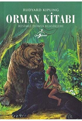 Orman Kitabı - Resimli Dünya Klasikleri - Rudyard Kipling