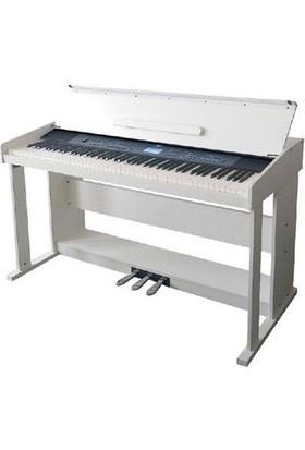 Nemesis NEM-969 WH Beyaz Dijital Piyano