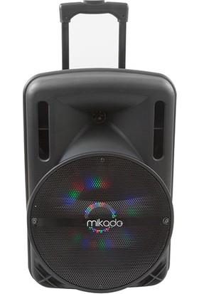 Mikado MD-85KP Kablosuz Mikrofonlu Toplatı Amfisi