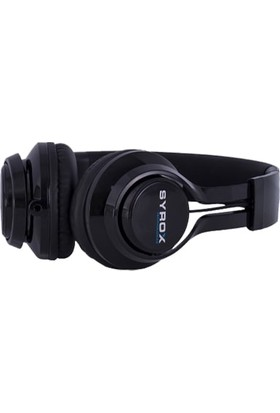 Syrox K11 Mikrofonlu Stereo Kablolu Kulak Üstü Kulaklık