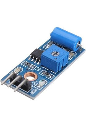 Komponentci Arduino SW-420 Nc Tipi Titreşim Sensör Modülü