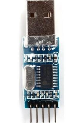 Komponentci PL2303 Usb-Ttl Seri Dönüştürücü Kartı 4715A Arduino USB To RS232