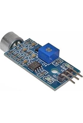 Komponentci Ses Sensör Modülü - Arduino