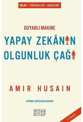 Duyarlı Makine - Amir Husain